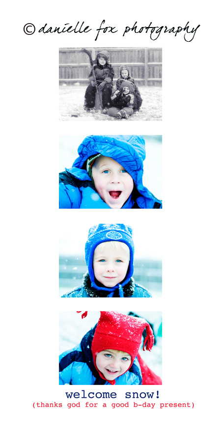 First snow copyweb