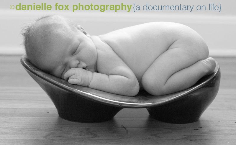 Newborn baby photography infant