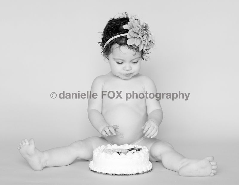 Baby photographer danielle fox photography