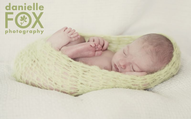 Des moines newborn photography